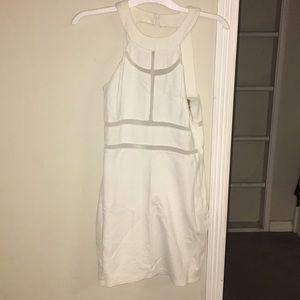 White night out guess dress Size M